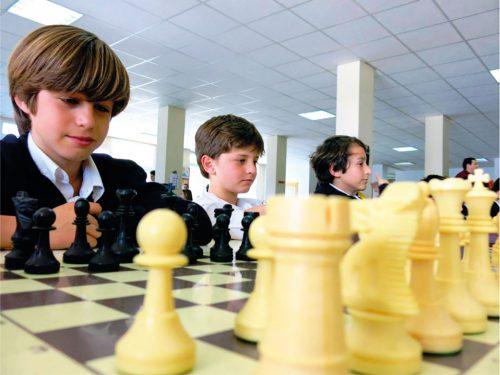 El ajedrez como aprendizaje escolar