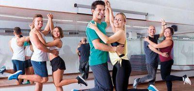 Bailar vs. Estrés