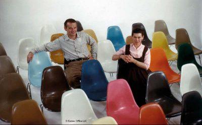 Ray y Charles Eames. Diseño de a dos